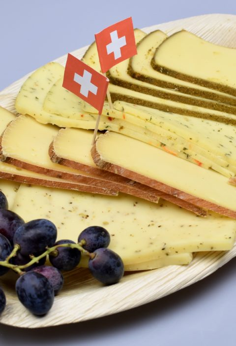 Plateau Fromage Raclette Suisse